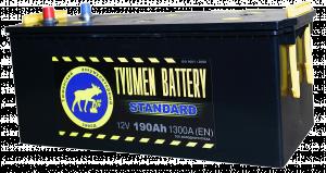 Тюмень  6СТ - 190 L STANDARD