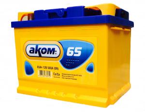 АКОМ  6СТ - 65