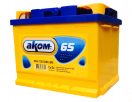 Аккумулятор АКОМ  6СТ - 65