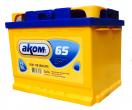 Аккумулятор АКОМ  6СТ - 65 Евро