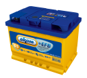 Аккумулятор АКОМ  EFB 6СТ - 65