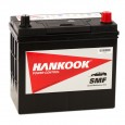 Аккумулятор HANKOOK 6СТ-45 R+ (55B24L) япон.ст.тонк.кл.